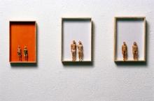 Figuren im Rahmen